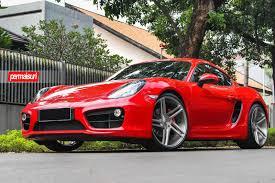 Porsche Boxster Lowered - vossen wheels porsche boxster vossen forgedprecision series