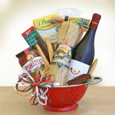 Pasta Basket Gift Baskets All Things Good