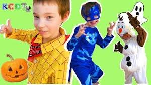 kids halloween costume runway show super hero fun lego ninjago pj