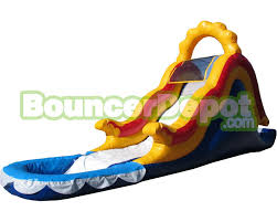 Water Slides Backyard by Big Water Slides For Backyards Under The Sea Backyard Water Slide