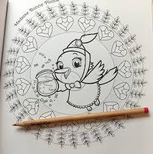 le petit royaume des palace pets mandalas coloring book review