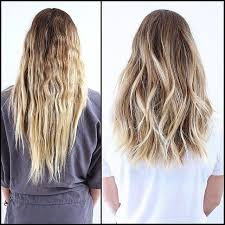 front and back views of medium length hair midlength hair taking the plunge from long to short freeda wigs