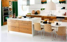 kitchen island with attached table maple wood cordovan amesbury door kitchen island with table