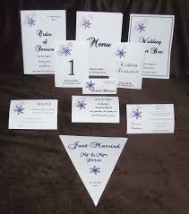 Bunting Flags Wedding Married Wedding Bunting Banner Snowflake Winter Design Various