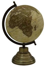world globe home decor other home u0026 living decorative geography rotating earth ocean