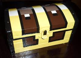 how to make a legends of zelda treasure chest birthdays craft