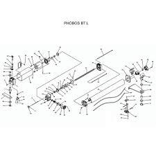 bft phobos bt l kit double handles gates 550lbs 16 5 u0027