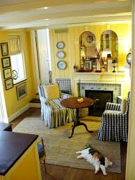 country living 500 kitchen ideas 10 best living room images on blue and white cottage