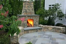 Outdoor Patio Fireplace Designs Patio With Fireplace Ideas Outside Fireplace Designs 4 Best Ideas