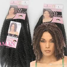 braided extensions wholesale yaman afro twist braids 18 longth 100 kanekalon