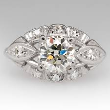 diamonds rings com images Vintage engagement rings antique diamond rings eragem jpg