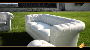Inflatable Chesterfield Sofa by Alma Project Chesterfield White Sofas Villa Corsini A
