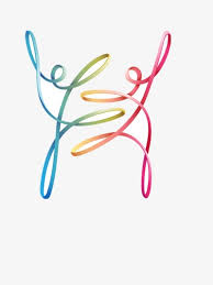 ribbon dancer ribbon dancer ribbon abstract dancers png image and