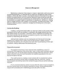 classroom management brittney whiteheadteacher portfolio