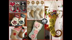 50 beautiful christmas stockings ideas crafts to make and sell