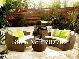 cheap rattan garden sofa sets centerfieldbar com