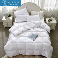 sidanda new 95 white goose down duvet comforter eiderdown quilt