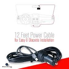 Usb Port For Car Dash Wheelwitness Hd Pro Dash Cam With Gps 2k Super Hd 170 Lens