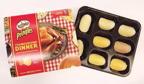 pringles releases thanksgiving dinner chips svi news