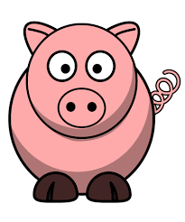 cute pig clipart face free design clipartandscrap