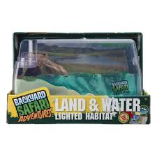 backyard safari land and water lighted habitat alexbrands com