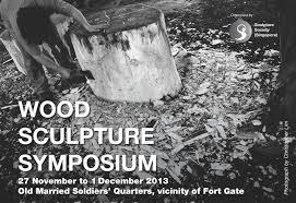 wood sculpture singapore wood sculpture symposium