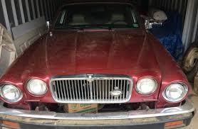 stored since 2000 500 1987 jaguar xj6