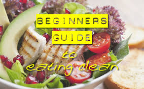 beginners guide to eating clean fitbodyhq