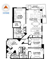 Square Meters To Square Feet by Floor Plans Sapphire Fort Lauderdale