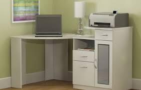 Oak Corner Computer Desk With Hutch by Desk Best Solid Wood Corner Computer Desk With Double Storage My