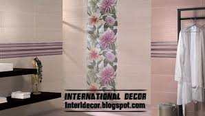 bathroom wall tiles design home decor ideas choose the best design and color of wall tile