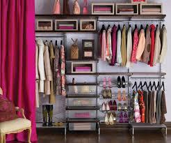 Armchair Organizers Bedroom Beautiful Walk In Closet Organizers Do It Yourself Feat