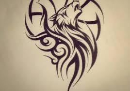 42 wolf tattoos designs inside wolf tribal tattoos designs