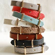 bracelet strap images Leather strap bracelet by highland angel jpg