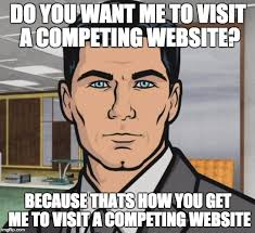 Blocked Meme - when all content is blocked because of ad blocker meme guy