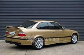 Bmw M3 1992 - bmw m3 e36 3 2l coupe auctions lot 12 shannons
