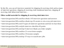 Sample Resume For Shipping And Receiving by Receiving Clerk Jobs Resume Cv Cover Letter Receiving Clerk