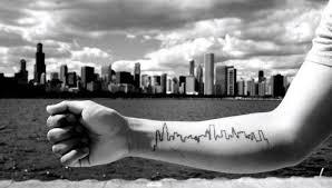 20 chicago skyline tattoo designs for men urban center ink