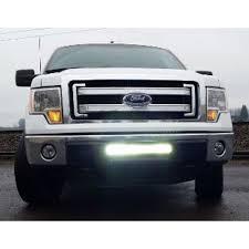 f150 bumper light bar rigid industries 46529 f 150 bumper mount for 20 light bar 2009 2014