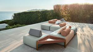 Dedon Patio Furniture by Brixx Side Table By Dedon Stylepark