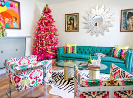 living room marvelous christmas tree decorations ideas with gold coastal and cottage style christmas decorations entertaining 10 totally outrageous retro trees 20 photos traditional home