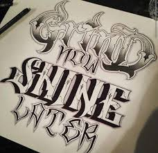 awesome lettering for tattoos how to format a cover letter
