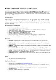 Tax Accountant Resume Professional Resume Accountant