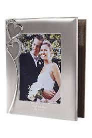 personalized wedding albums wedding picture frames albums david s bridal