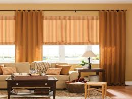 Large Window Curtains by Treatments For Large Window Blinds Curtains Windows Fccace