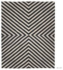Black And White Modern Rug White And Black Rug Home Design Ideas And Pictures