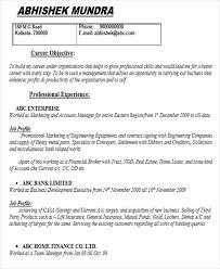 professional marketing resume 30 professional marketing resume templates pdf doc free
