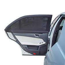 protection si e arri e voiture amazon fr tfy soleil universel pour portes et fenêtres arrière de
