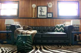 how to decorate wood paneling five ways to decorate a room with wood paneling
