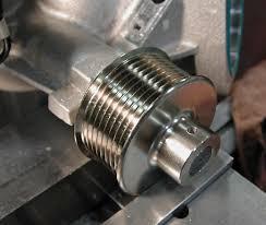 cadillac cts v pulley upgrade 2009 cadillac cts v supercharger isolator install eliminates